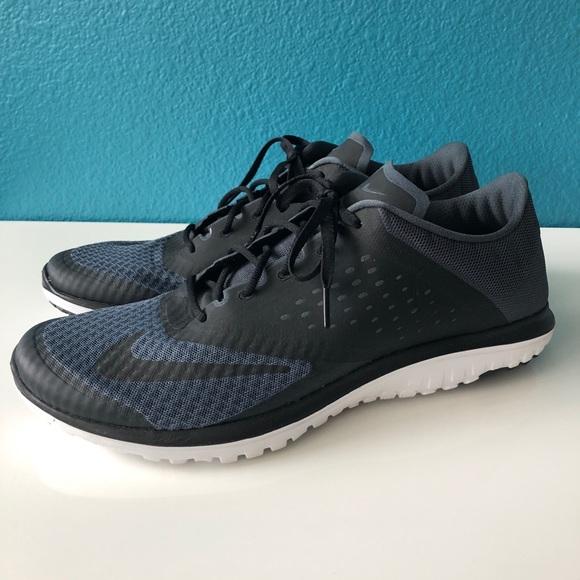 f96a3a1c5f1 NEW Nike Men s FS Light Run 2 Running Shoes sz 12